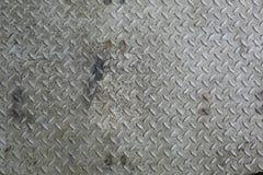 Beschaffenheit des Stahls Stockfoto