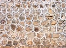 Beschaffenheit des Steinbodens Stockfoto