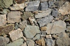 Beschaffenheit des Steinbodens Lizenzfreies Stockbild