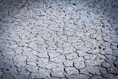 Beschaffenheit des trockenen Bodens Lizenzfreies Stockbild