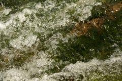 Beschaffenheit des Wassers in der Bewegung lizenzfreie stockfotos