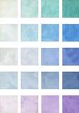 Beschaffenheit des weißen Gipses - dekorative Beschichtung für Wände Lizenzfreie Stockbilder