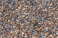 Beschaffenheit des zerquetschten Steins lizenzfreies stockbild
