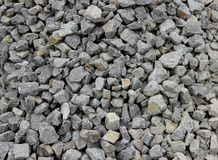Beschaffenheit des zerquetschten Steins Stockbilder