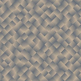 Beschaffenheit, die aus braunen Steigungsquadraten besteht Abstraktes Vektor-BAC Stockfotografie