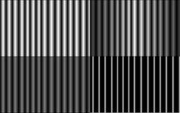 Beschaffenheit, die aus einem Metallrohr besteht vektor abbildung