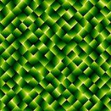 Beschaffenheit, die aus grünen Steigungsquadraten besteht Abstraktes Vektor-BAC Stockfoto