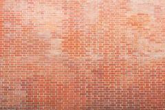 Beschaffenheit einer alten Backsteinmauer Lizenzfreies Stockbild
