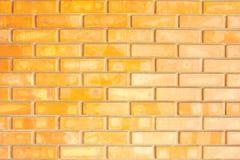 Beschaffenheit einer Backsteinmauer Stockbilder