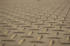 Beschaffenheit einer Betonplatte mit einem Muster stockfotografie