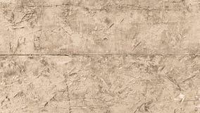 Beschaffenheit einer hölzernen Wand mit Lehm Stockfotos