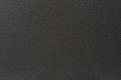 Beschaffenheit einer schwarzen Tafel Der Hintergrund des schwarzen Stoffes Raum für Text Stockfotografie