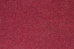 Beschaffenheit eines farbigen Teppichs Stockfotografie
