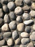 Beschaffenheit gemacht von den Felsen Stockfoto