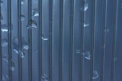Beschaffenheit ` Glas, Nebel, lässt ` fallen Hintergrund blured Stockfoto