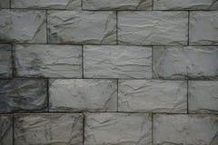 Beschaffenheit, Hintergrund dekorativer Ziegelstein, errichtende Dekoration ein kleiner rechteckiger Block gewöhnlich gemacht von Lizenzfreie Stockbilder