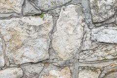 Beschaffenheit, Hintergrund, Muster alte Granitsteine Ein alter Stein w Stockbilder