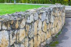 Beschaffenheit, Hintergrund, Muster alte Granitsteine Ein alter Stein w Stockfotos