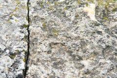 Beschaffenheit, Hintergrund, Muster alte Granitsteine Ein alter Stein w Lizenzfreie Stockfotografie