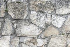 Beschaffenheit, Hintergrund, Muster alte Granitsteine Ein alter Stein w Lizenzfreie Stockfotos