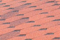 Beschaffenheit, Hintergrund, Muster Dachziegel flexibel, weich, bitumin?s, zusammengesetzt lizenzfreie stockbilder