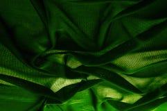 Beschaffenheit, Hintergrund, Muster Grünes transparentes Gewebe Körper hallo lizenzfreies stockbild