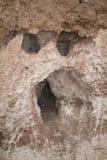 Beschaffenheit im Felsen Stockbild