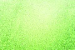 Beschaffenheit mit grünem Plastik Lizenzfreie Stockbilder