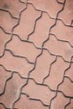 Beschaffenheit pavinge Stein blockiert Fußwegenhintergrund Stockbilder