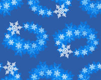 Beschaffenheit sind gedrehter Schnee Stockfoto