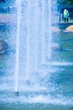 Beschaffenheit Stadtbrunnen, Dita-intere Stockfoto