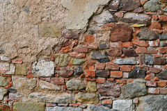Beschaffenheit 1733 - Steinwand Stockbilder