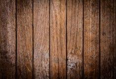 Beschaffenheit und Farbe der alten Täfelung Stockbild