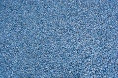 Beschaffenheit und Hintergrund des blauen Steins Lizenzfreie Stockbilder