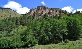 Beschaffenheit und Schönheit der Berge lizenzfreie stockbilder