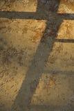 Beschaffenheit und Schatten-Hintergrund Stockbild