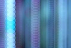 Beschaffenheit unscharfe glänzende Streifenkreise des Hintergrundanteiles Lizenzfreie Stockfotografie