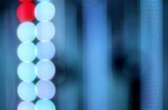 Beschaffenheit unscharfe glänzende Streifenkreise des Hintergrundanteiles Lizenzfreie Stockfotos