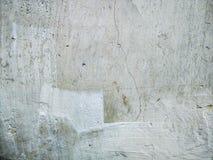 Beschaffenheit vergipste Wand stockbild
