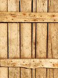Beschaffenheit von alten hölzernen Brettern Stockfoto