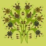 Beschaffenheit von Blumen 2-01 Lizenzfreie Stockfotografie