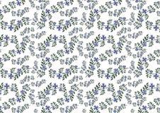 Beschaffenheit von Blumenelementen Stockbilder