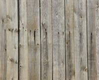 Beschaffenheit von genagelten Holzverkleidungen Lizenzfreie Stockfotos