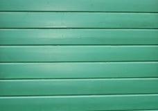 Beschaffenheit von grünen Brettern Lizenzfreie Stockfotografie