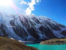 Beschaffenheit von Nepal ist faszinierend schön stockbilder