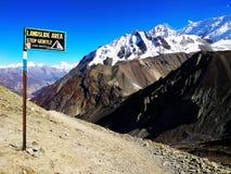 Beschaffenheit von Nepal ist faszinierend schön lizenzfreies stockfoto