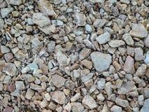 Beschaffenheit von Steinen im Freien Lizenzfreie Stockfotografie