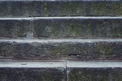 Beschaffenheit von Steinschritten Stockbilder