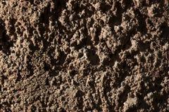 Beschaffenheit, Wand, Entlastung, Rot, Mörser, Gips, alt, hart, konkret, rau, Hintergrund, Oberfläche, Design, Zement, Sand, Stei Stockfoto