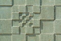 Beschaffenheiten in der Betonmauer Lizenzfreie Stockfotos